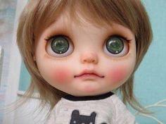 Ritta ~ Custom Blythe ~ Oko-Chan ♪ (USED)  Buy her here:   #blythe…