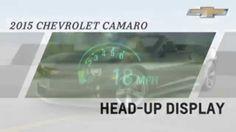How Things Work - 2015 Chevy Camaro - Head-Up Display - Phillips Chevrol...