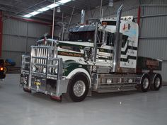 Kenworth T904 owned by Membrey's Transport and Crane Hire - this truck has a special meaning to Craig Membrey. It is a tribute to his son, Rowan - Rowan took his own life at the age of 17 due to depression caused by drug addiction
