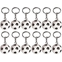 Find some of the best soccer party favor ideas right here for boys and girls. If you are looking for some of the coolest soccer favor ideas then look no further. Soccer Party Favors, Soccer Birthday Parties, Birthday Favors, Birthday Party Themes, Boy Birthday, Birthday Ideas, Party Favours, 14th Birthday, Theme Parties