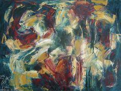 Artwork >> Lyuba Zahova >> Cosmos mood III