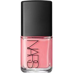 NARS Women's Nail Polish - Trouville ($20) ❤ liked on Polyvore featuring beauty products, nail care, nail polish, nails, makeup, beauty, esmalte, colorless and nars cosmetics