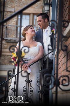 Wedding Venue | CBS Backlot | Bride & Groom | #weddingvenue #CBSbacklot #brideandgroom #RandRCreaticePhotography
