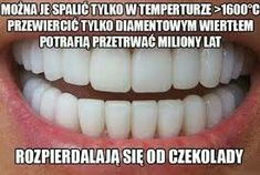 Polish To English, Text Memes, Just Smile, Teeth Whitening, Beauty Care, Health And Beauty, Haha, The Cure, Funny Memes