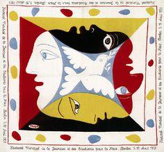Picasso Foulard