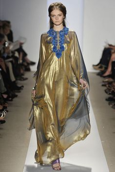 Reem Acra | Spring 2009 Ready-to-Wear Collection | Style.com