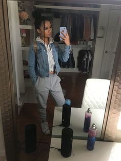61 Most Cute School Fall Outfits For Teen Girls Trending Right Now Lazy Outfits Cute Fall girls outfits School teen Trending Winter Outfits For Teen Girls, Cute Lazy Outfits, Cute Outfits For School, Chill Outfits, Mode Outfits, Lazy School Outfit, Outifts For School, Tomboy Winter Outfits, Dope Fall Outfits
