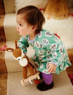 I've spotted this @BodenClothing Printed Jersey Playset