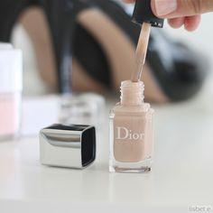 "Dior Vernis in ""Safari Beige"""