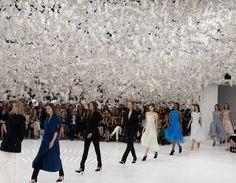 Défilé Christian Dior Haute couture Automne-hiver 2014-2015