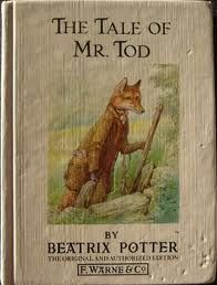 beatrix potter illustrations fox