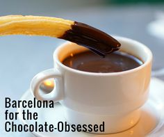 Want to get to know Barcelona's sweeter side? From shops to cafes, even a museum...let this guide help you discover the best chocolate in Barcelona! | www.devourbarcelonafoodtours.com
