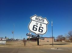 アメリカ横断 USハイウェイ ルート66 を訪ねる (4日目) - ミシガン生活とアメリカカーライフ