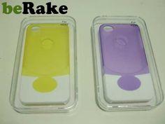 Vendo Funda para iphone 4g, disponible en amarillo y púrpura. Última unidad, precio por unidad. no están incluidos los gastos en envío. pago por paypal, envío por correo....