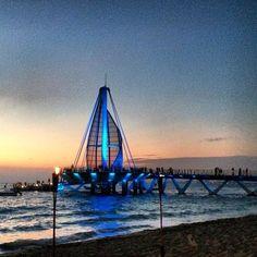 Los Muertos Pier, ranked No.12 in places to visit in Puerto Vallarta on TripAdvisor.