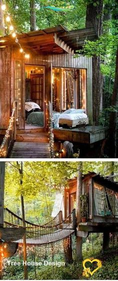 Best Tree House Designs Best Tree House Designs  #treehouse<br> Build Charming Tree Houses By Yourself With These Diy Projects - Do It Yourself Samples