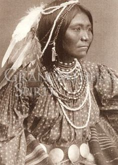 Apache               I wish this was in color. She is so beautiful!