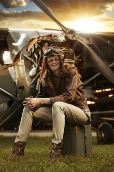 Find Portrait Young Woman Airplane Pilot Airplane stock images in HD and millions of other royalty-free stock photos, illustrations and vectors in the Shutterstock collection. Lady Mary Crawley, Mona Lisa, Airplane Pilot, Airplane Art, Female Pilot, Michelle Dockery, Nose Art, Aviation Art, Mode Vintage