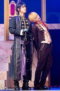 Stage Play, Amazing Cosplay, Prince, Punk, Japanese, Anime, Style, Fashion, Swag