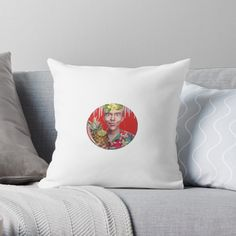 Promote | Redbubble The Dreamers, Hawaii, Throw Pillows, Club, Studio, Bed, Home, Toss Pillows, Cushions