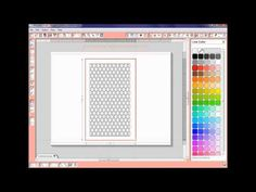 Silhouette Designer—Making Lattice Easier  with or without Borders