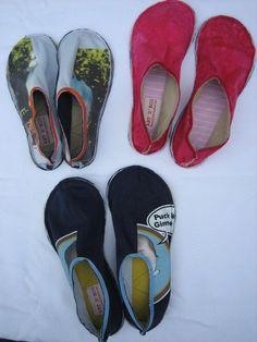 reuse shoes