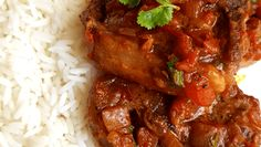 12 South African Dinner Recipes - Best Traditional South African Food Dishes To Try - Alicia Van Zyl - African Food South African Dishes, South African Recipes, Mexican Food Recipes, Dinner Recipes, Mutton Curry Recipe, Beef Curry, Chicken Curry, Vegetable Curry, Lamb Chops