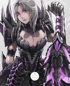 Alatreon Armor - Monster Hunter