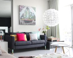 Funky Netherlands Home Tour - decor8