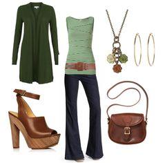 Go Green, created by disneydiva7.polyvore.com
