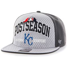 Kansas City Royals Authentic 2015 AL Central Division Champions Adjustable Cap by '47 - MLB.com Shop