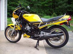 #yamaha rz 350 1984