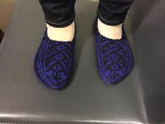 Hey, I found this really awesome Etsy listing at https://www.etsy.com/ru/listing/256992449/dark-blue-hand-knitted-slippers-socks