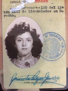Licenciada