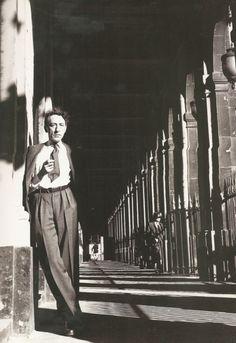 Jean Cocteau, Paris, 1944