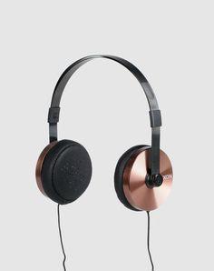NIXON headphones.