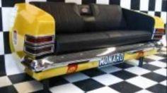 Custom Car Furniture, via YouTube.