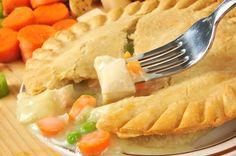 chicken pot pie free recipe
