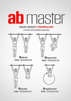 5 ABS Exercises That Crush Belly Fat Abs are a stabilizer muscle and the more the exercise forces your abs to stabilize your core, the more effective your exercise will be. Abs are made. Pull Up Workout, Ab Workout With Weights, Bar Workout, Abs Workout For Women, Abs Exercise Men, Week Workout, Street Workout, Workout Fitness, Sixpack Abs Workout