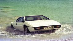 As a nod to the Esprit featured 40 years ago in the James Bond movie The Spy Who Loved Me—and engraved in every car lover's memory—Lotus. Lotus Esprit, Ford Pinto, New Lotus, Lotus Car, Amc Javelin, Ford Capri, Ford Falcon, Sean Connery, Ford Thunderbird