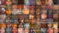 Unarmed People of Color Killed by Police, 1999-2014