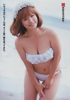 ♡ #GravureB ♡ Sayaka isoyama