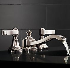 Search Results | Restoration Hardware  widespread faucet set 470