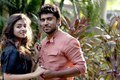 Nazriya Nazim in Neram movie