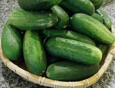 Eat Cucumbers As Often As Possible – This Vegetable Eliminates Toxins And Is Great For Hair And Skin