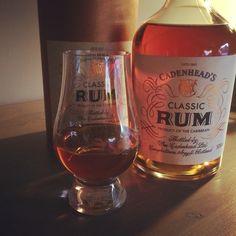Cadenheads Classic Rum @Rumology.be