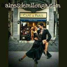 Café de Paris en Vicente López, Buenos Aires #airesdemilonga
