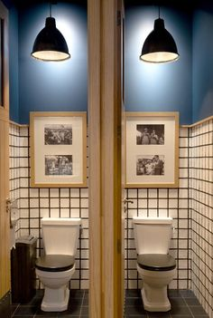 Industrial Toilets, Rustic Toilets, Toilet Restaurant, Cafe Restaurant, Wc Design, Toilet Design, Cool Toilets, Coffee Shop Bar, Small Toilet