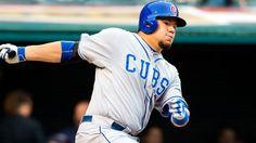 Kyle Schwarber, Chicago Cubs, LF