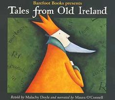 Wonderful Irish tales bring us deep into the culture and the history...